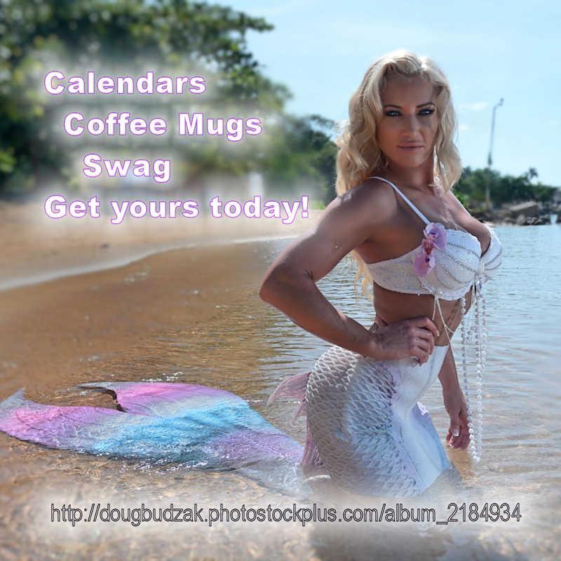 Get your mermaid swag