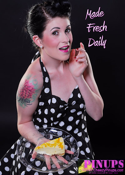Pinups... Served Fresh Daily
